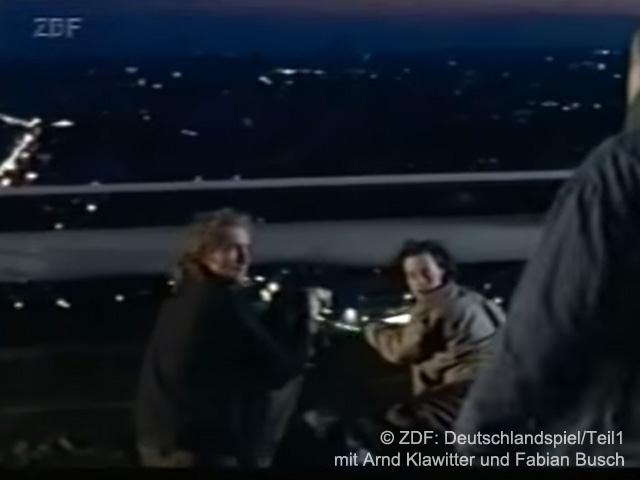 """ZDF-Doku-Drama - """"Deutschlandspiel"""""""