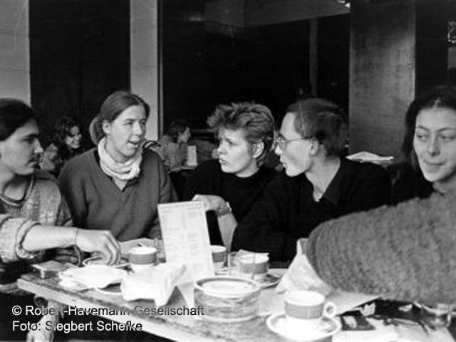 1988 Treffen in Prag mit Westberliner Unterstützergruppe