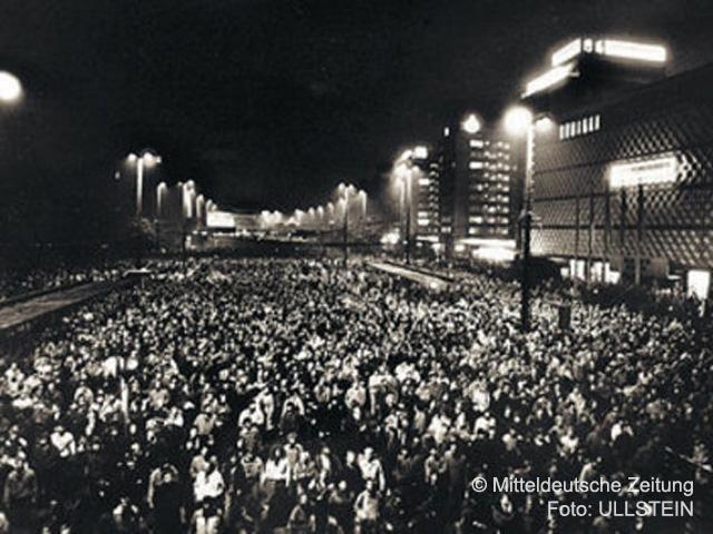 Leipzig, 9. Oktober - Wir sind das Volk