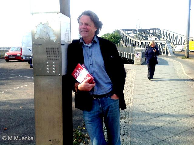 """Siegbert Schefke mit """"Meine Freiheit - Geschichten als Deutschland"""""""